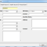 Patients Medical and Dental Record System