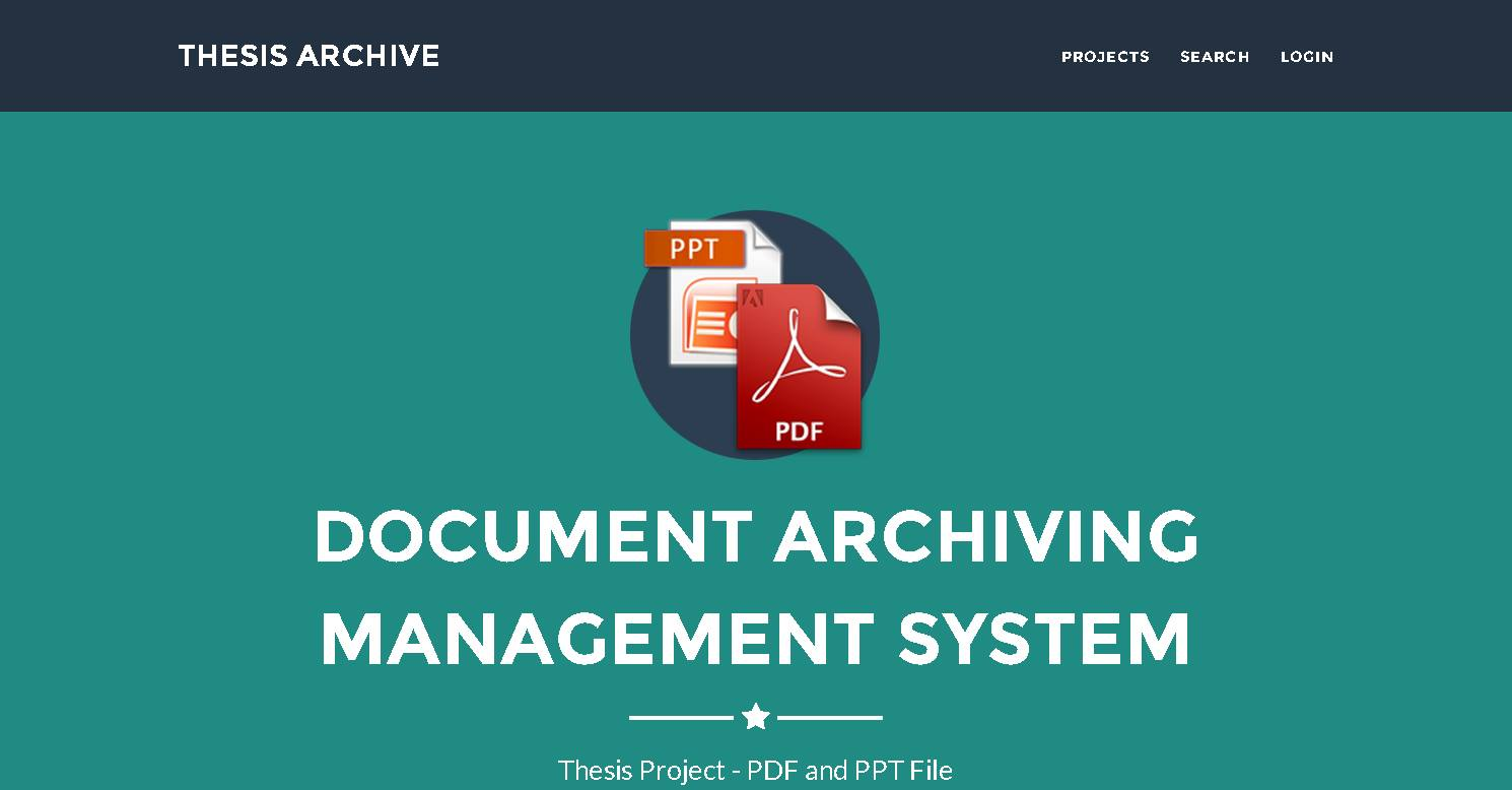 thesis on web content management system Digitise your business with a scalable document management system  thesis  — everything you need from an enterprise content management (ecm) system   built on cuba platform: a high-level open source java web framework.