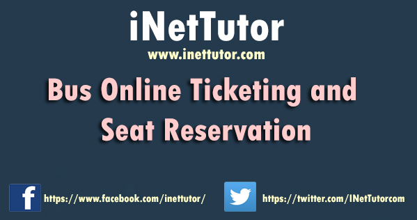 Online Ticketing and Bus Seat Reservation