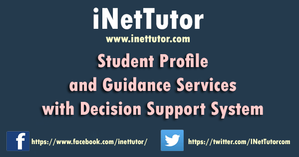 Student Profile and Guidance Services with Decision Support System