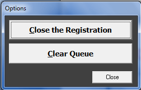 Queuing System Other Options