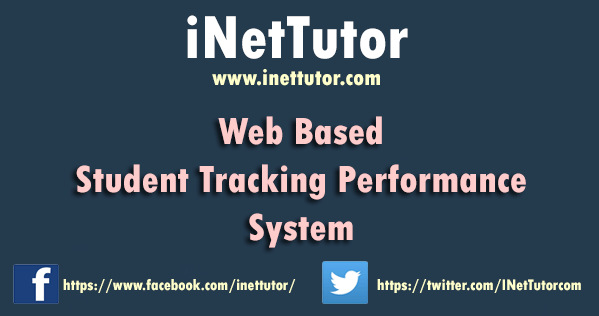 Web Based Student Tracking Performance System