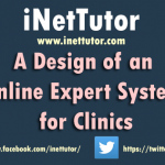 A Design of an Online Expert System