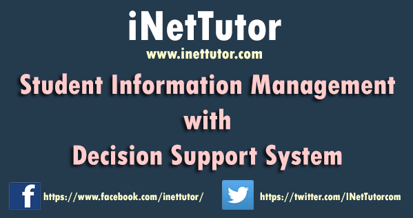 Student Information Management with Decision Support System