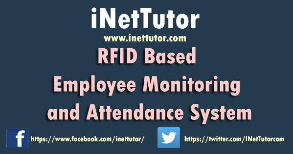 RFID Based Employee Monitoring and Attendance System