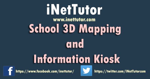 School 3D Mapping and Information Kiosk