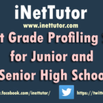 Student Grade Profiling System for Junior and Senior High School