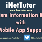 Tourism Information Kiosk with Mobile App Support
