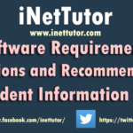 Software Requirement, Conclusions and Recommendations for Student Information System