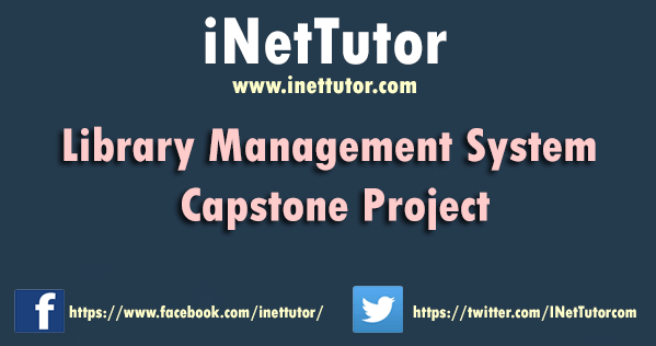 Library Management System Capstone Project