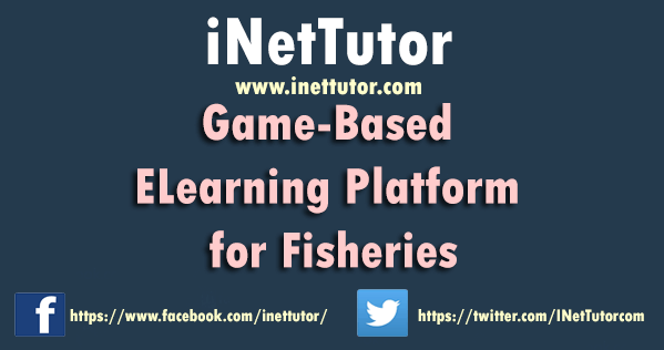 Game-Based ELearning Platform for Fisheries