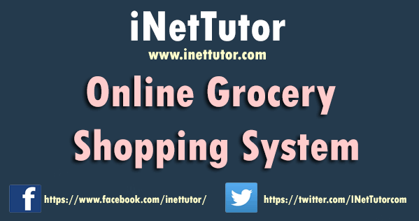 Online Grocery Shopping System