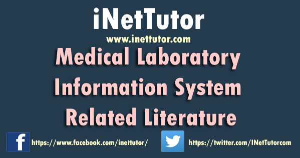 Medical Laboratory Information System Related Literature