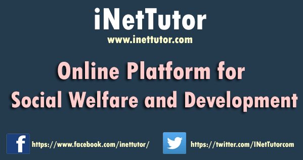Online Platform for Social Welfare and Development