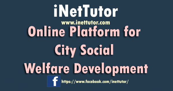 Online Platform for City Social Welfare Development