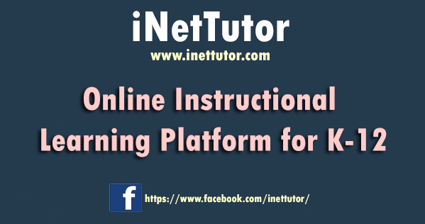 Online Instructional Learning Platform for K-12