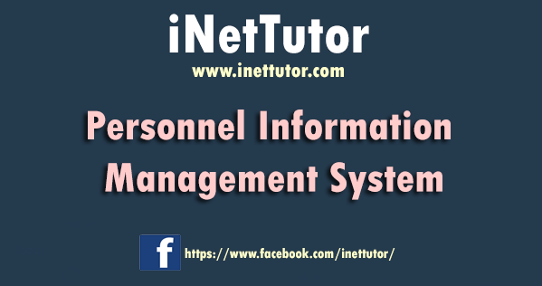 Personnel Information Management System
