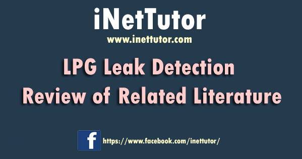 LPG Leak Detection Review of Related Literature