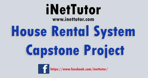 House Rental System Capstone Project