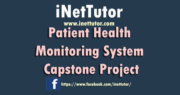 Patient Health Monitoring System Capstone Project