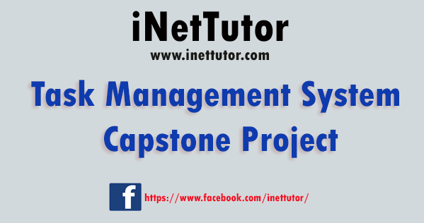 Task Management System Capstone Project
