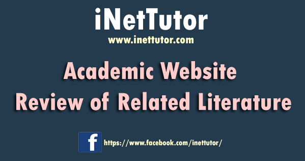 Academic Website Review of Related Literature