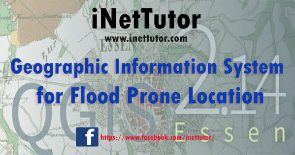Geographic Information System for Flood Prone Location