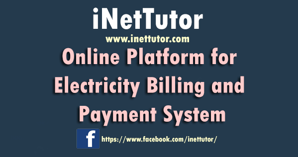 Online Platform for Electricity Billing and Payment System Capstone Project