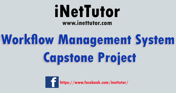 Workflow Management System Capstone Project