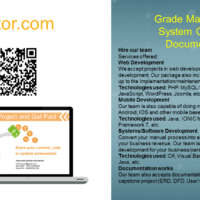 Grade Management System Chapter 5 Documentation