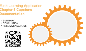 Math Learning Application Chapter 5 Capstone Documentation