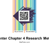 Health Center Chapter 4 Research Methodology