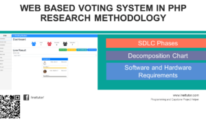 WEB BASED VOTING SYSTEM IN PHP RESEARCH METHODOLOGY