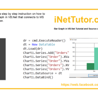 Bar Graph in VB.Net Tutorial and Source code