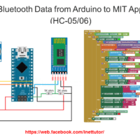 Receive Bluetooth Data from Arduino to MIT App Inventor