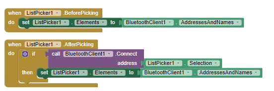 Receive Bluetooth Data from Arduino to MIT App Inventor - Image7