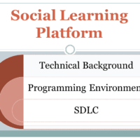 Social Learning Platform Technical Background