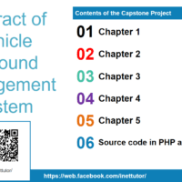 Abstract of Vehicle Impound Management System