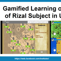 Gamified Learning of Life of Rizal Subject in Unity