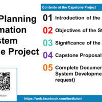 Family Planning Information System Capstone Project