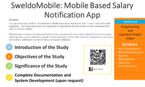 SweldoMobile a Mobile Based Salary Notification App