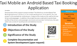 Taxi Mobile an Android Based Taxi Booking Application