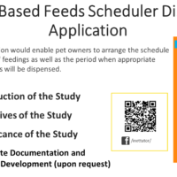 Android Based Feeds Scheduler Dispensing Application