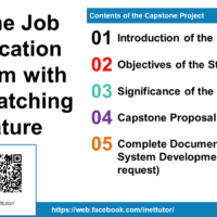 Online Job Application System with Job Matching Feature