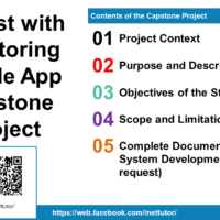 IQ Test with Monitoring Mobile App Capstone Project