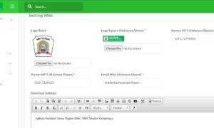 Web-based Vocational Level E-Assessment Application - Screenshot 2