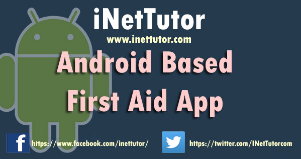Android Based First-Aid App in jQuery Mobile Free Download Source code